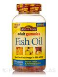 Adult Gummies Fish Oil (Assorted Flavors) - 150 Gummies