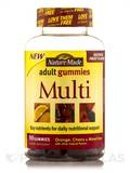 Adult Gummies Multi (Orange, Cherry & Mixed Berry) 90 Gummies