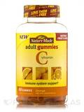 Adult Gummies Vitamin C (Orange Flavor) - 80 Gummies