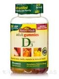 Adult Gummies Vitamin D3 90 Gummies