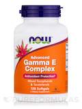 Advanced Gamma E Complex 120 Softgels