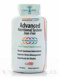 Advanced Nutritional™ System Iron-Free Multi 180 Tablets