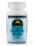 Advanced One Multi with Iron 60 Tablets