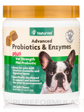 Advanced Probiotics & Enzymes Plus Vet Strength PB6 Probiotic - 120 Soft Chews
