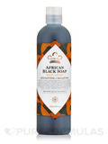 African Black Soap Body Wash - 13 fl. oz (384 ml)