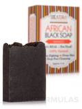 African Black Soap Bath Bar (Mango) 4 oz