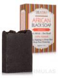 African Black Soap Bath Bar (Mango) 4 oz