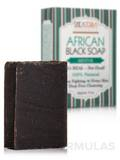 African Black Soap Bath Bar (Menthe) 4 oz