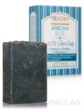 African Blue Shea Butter Soap 4 oz