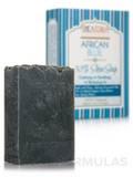 African Blue Shea Butter Soap 4 oz