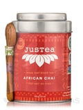 African Chai Tin - Loose Leaf Purple Tea - 4.1 oz (115 Grams)