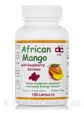 African Mango with Raspberry Ketones 120 Capsules