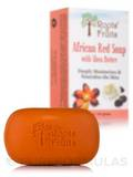 African Red Soap Bar - 5 oz (141 Grams)