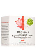 Anti-Aging Regenerative Night Cream - 2 oz (56 Grams)