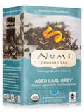 Aged Earl Grey Black Tea - 18 Tea Bags