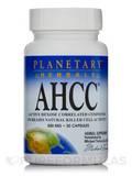 AHCC 500 mg - 30 Capsules