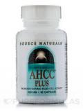 AHCC Plus 500 mg 30 Capsules
