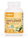 AhiFlower® Oil 750 mg - 60 Vegan Softgels