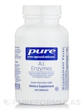 A.I. Enzymes 120 Vegetable Capsules