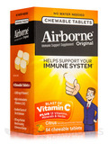 Airborne® Immune Support Chewable Tablets, Citrus Flavor - 64 Chewable Tablets