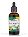 Super Green Tea Extract with Lemon Flavor (Alcohol-Free ) - 2 fl. oz (60 ml)