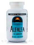 Alfalfa 10 Grain 648 mg 250 Tablets
