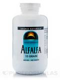 Alfalfa 10 Grain 648 mg 500 Tablets