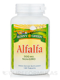 Alfalfa 500 mg - 120 Tablets