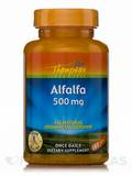 Alfalfa 500 mg 180 Tablets