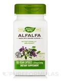 Alfalfa Leaves 405 mg 100 Capsules