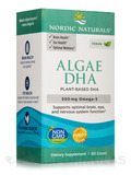 Algae DHA - 60 Soft gels