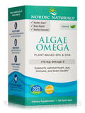 Algae Omega - 120 Soft Gels