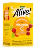 Alive!® Vitamin C Organic 120 Vegetarian Capsules