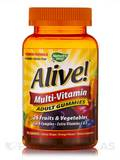 Alive!® Adult Gummy Multi-Vitamin (Assorted Flavors) - 90 Gummies