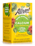 Alive!® Calcium 120 Tablets