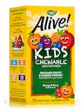 Alive!® Children's Multi-Vitamin Chewable 120 Tablets