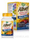 Alive!® Max Potency Men's Multi - 90 Tablets