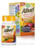 Alive!® Max Potency (no iron added) 30 Tablets
