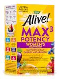 Alive!® Max Potency Women's Multi 90 Tablets