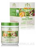 All Day Energy Greens Powder Fruit Flavor Hi-Octane Energy Drink Mix for Health & Life - 10.50 oz (2