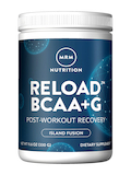 BCAA+G RELOAD™ Post-Workout Recovery Powder, Island Fusion Flavor - 11.6 oz (330 Grams)