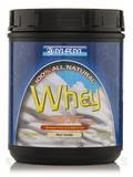 All Natural Whey Rich Vanilla - 1.01 lbs (458.12 Grams)