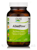 AllerFree, Enzymatic Allergy Control 60 Capsules