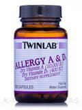 Allergy A & D 10,000 IU/400 IU 100 Capsules
