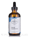 Allergy Liquescence 4 oz (120 ml)