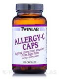Allergy-C Buffered (Corn-Free) 100 Capsules