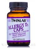 Allergy-D3 400 IU 100 Capsules