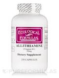 Allithiamine (Vitamin B1) 50 mg - 250 Capsules
