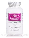 Allithiamine (Vitamin B1) 50 mg 250 Capsules