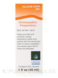 Allium Cepa Plex - 1 fl. oz (30 ml)